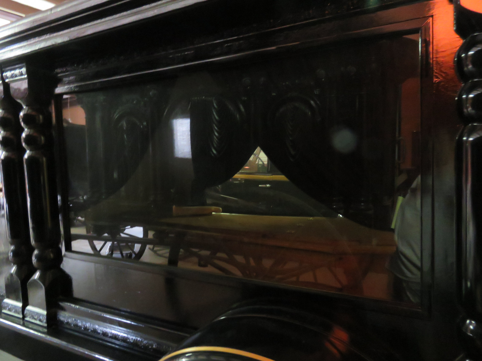 Rare 1928 Henney Hearse - Image 7
