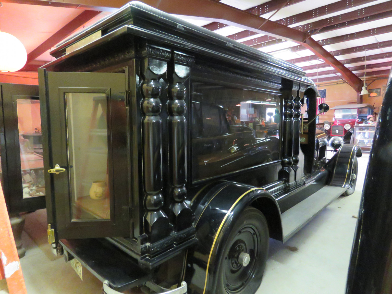 Rare 1928 Henney Hearse - Image 8