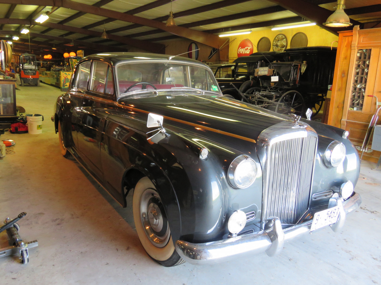 1956 Bentley 4dr Sedan - Image 10
