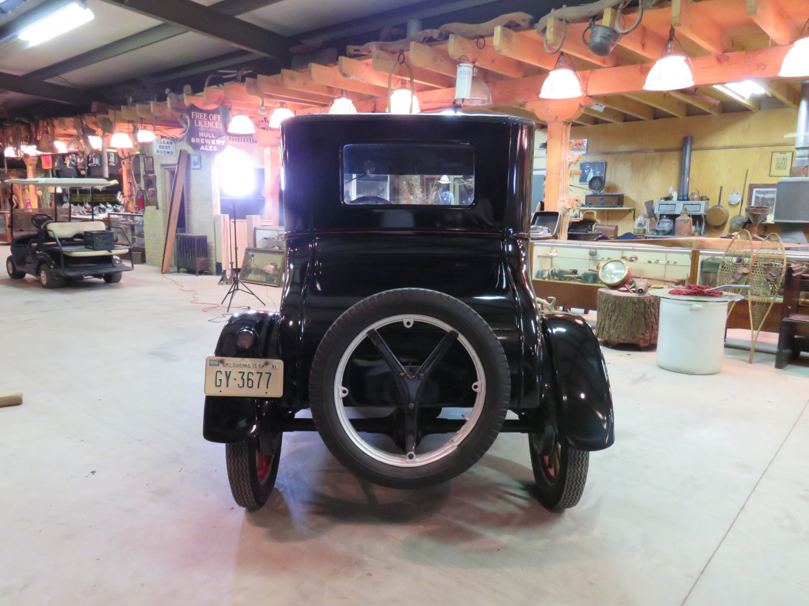 1926 Ford Model T Doctor's Coupe - Image 5