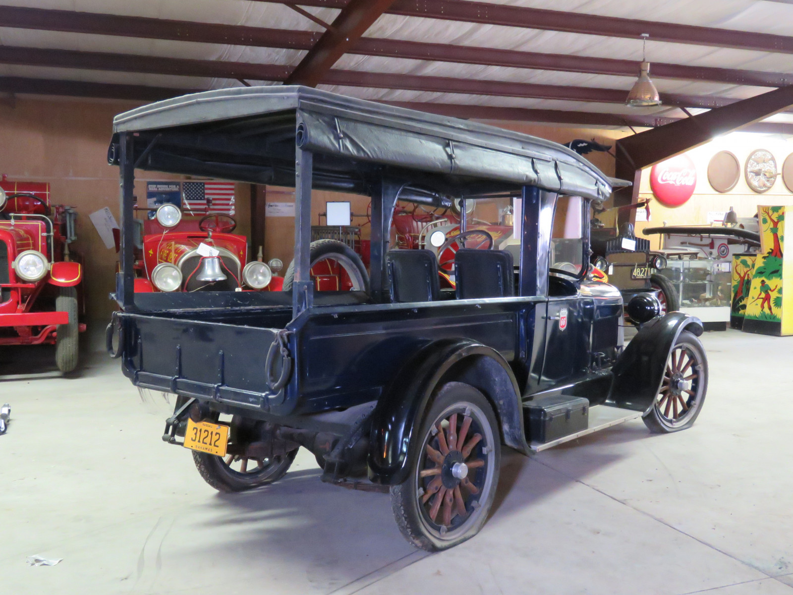 1924 Dodge Brothers 3/4 ton Commerical Station Wagon - Image 5