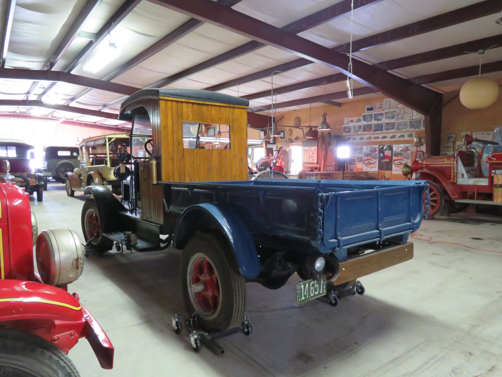 1925 International Model S 1 1/2 ton Express Truck - Image 4