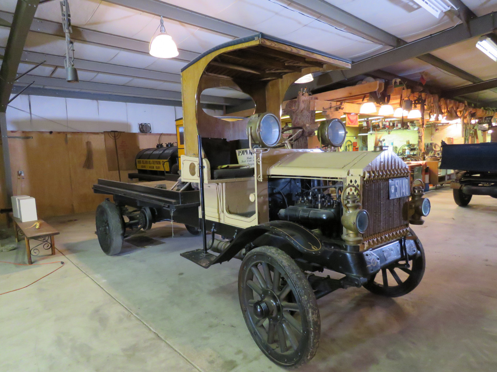 1914 REO Speedwagon Model J 2 Ton Truck - Image 1