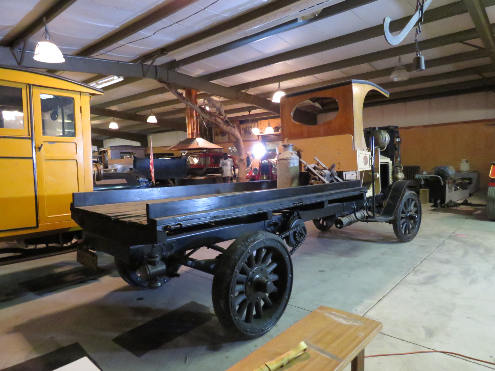 1914 REO Speedwagon Model J 2 Ton Truck - Image 7