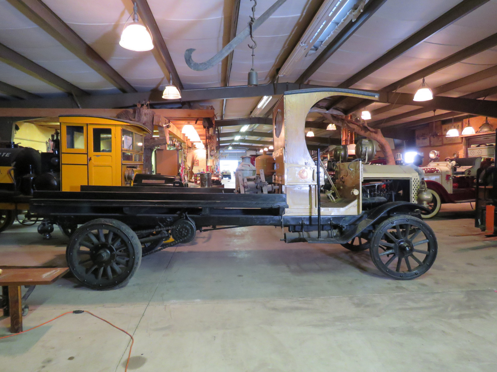 1914 REO Speedwagon Model J 2 Ton Truck - Image 8