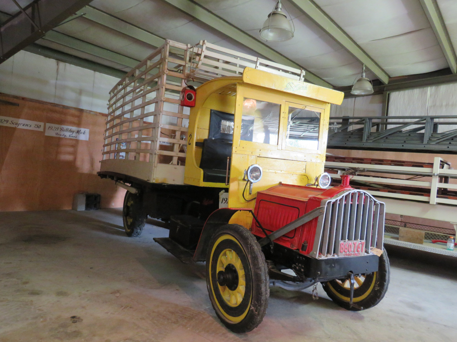 1923 Packard 2 ton Truck - Image 1