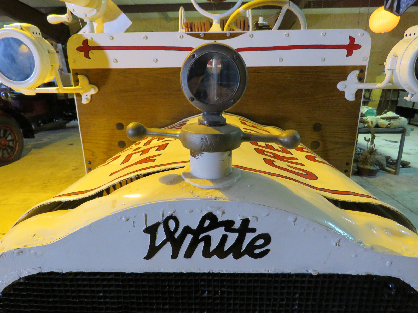 1924 White Fire Truck Model 30  61541 - Image 5