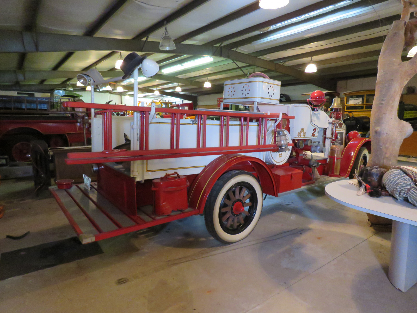 1927 REO Speed Wagon Fire Truck T6W99483 - Image 7