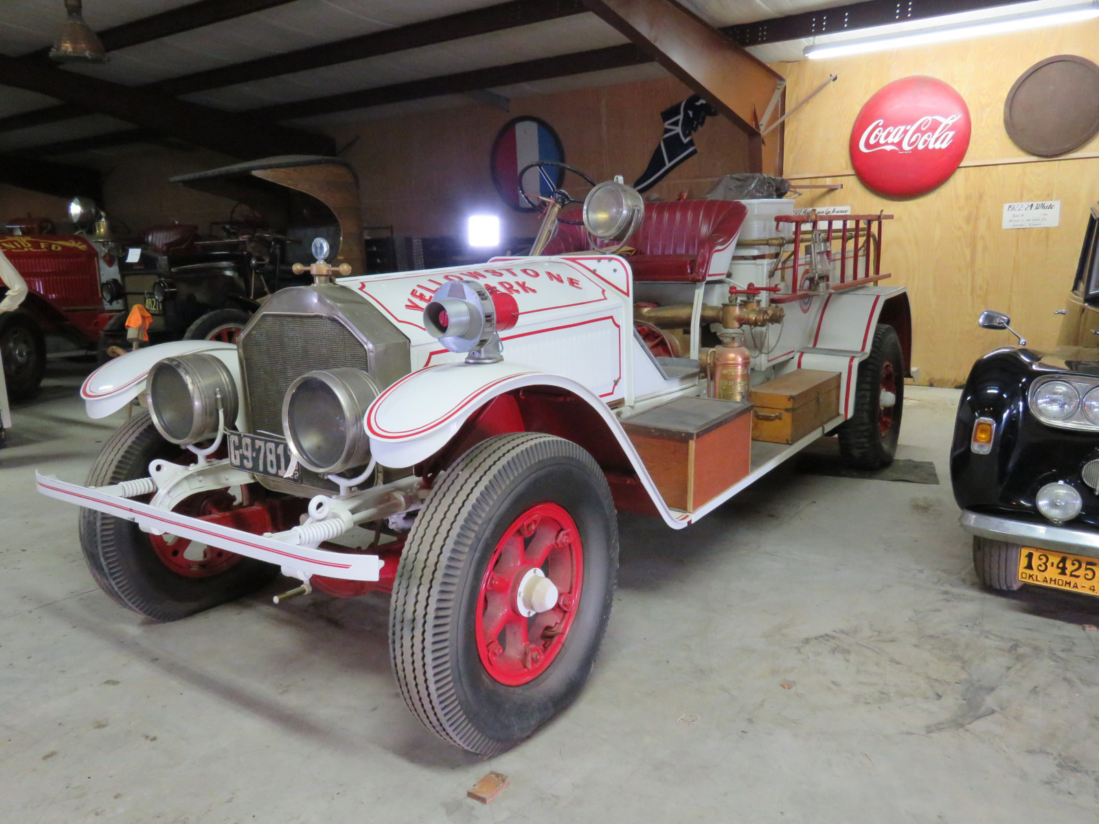1922 American LaFrance Fire Truck 4108 - Image 1