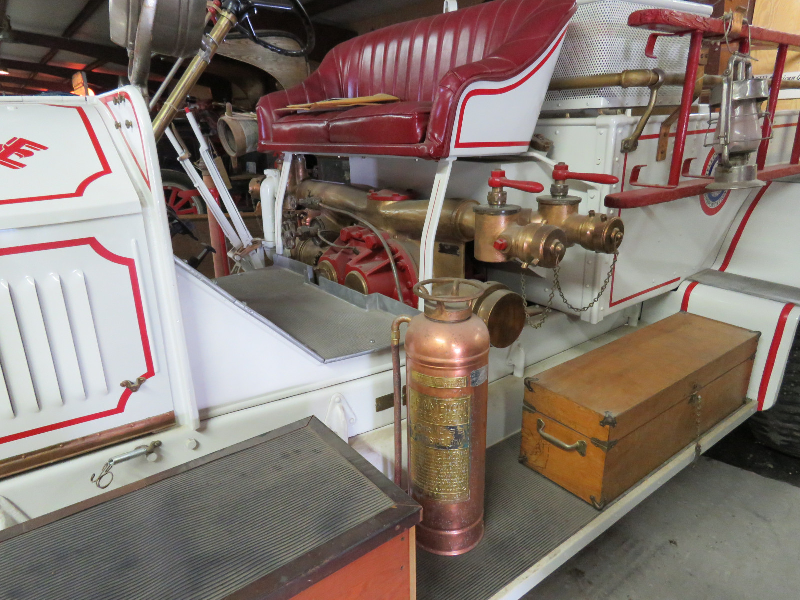 1922 American LaFrance Fire Truck 4108 - Image 8