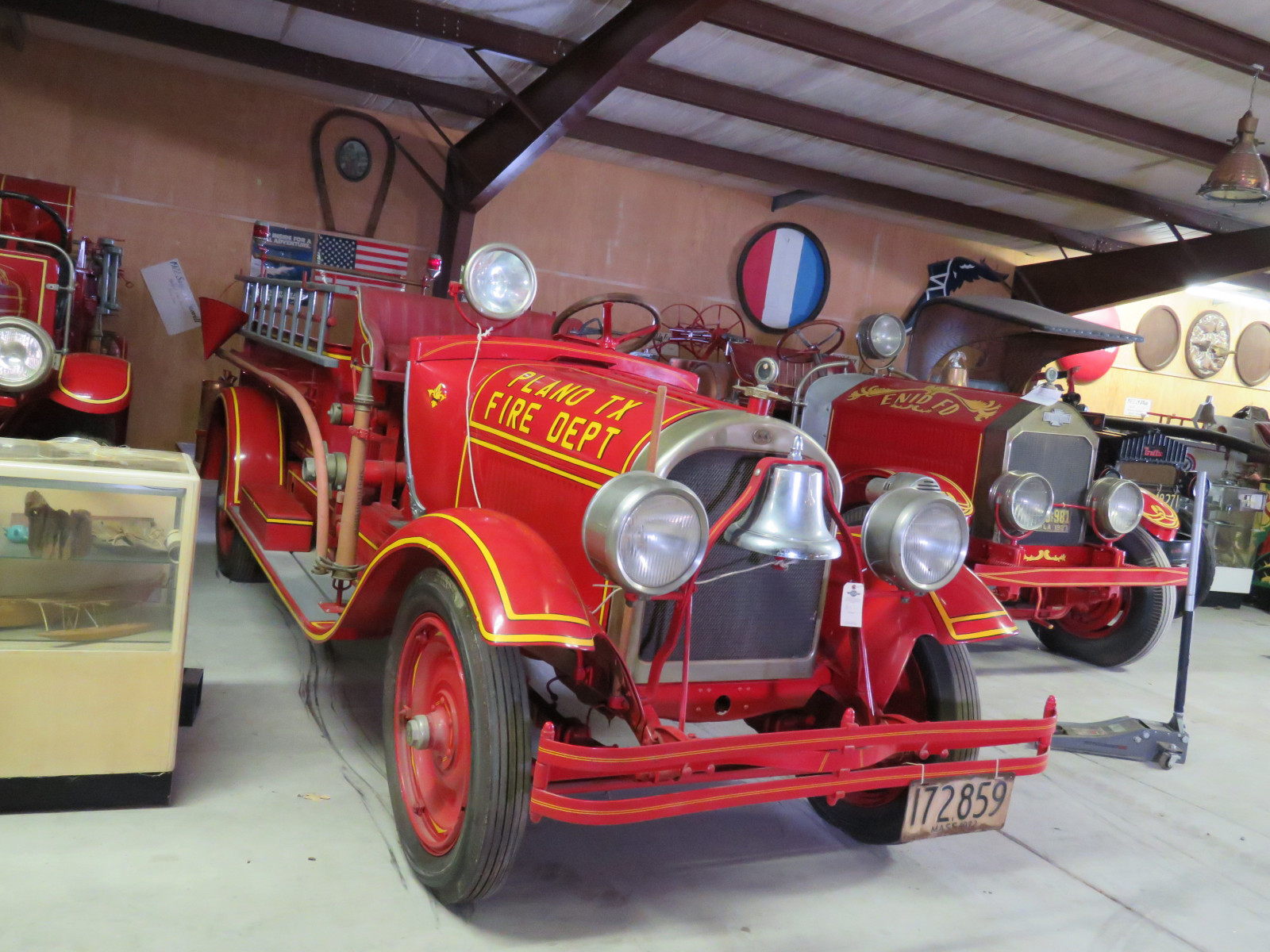 1922 Sayers & Scovill Fire Truck 2604 - Image 1