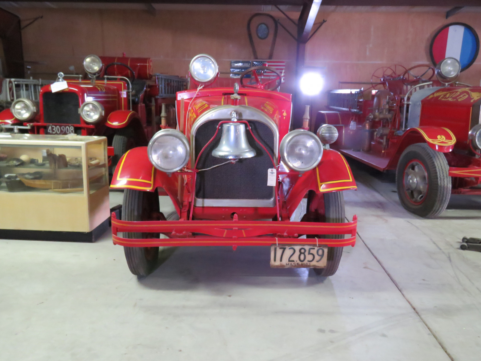 1922 Sayers & Scovill Fire Truck 2604 - Image 2
