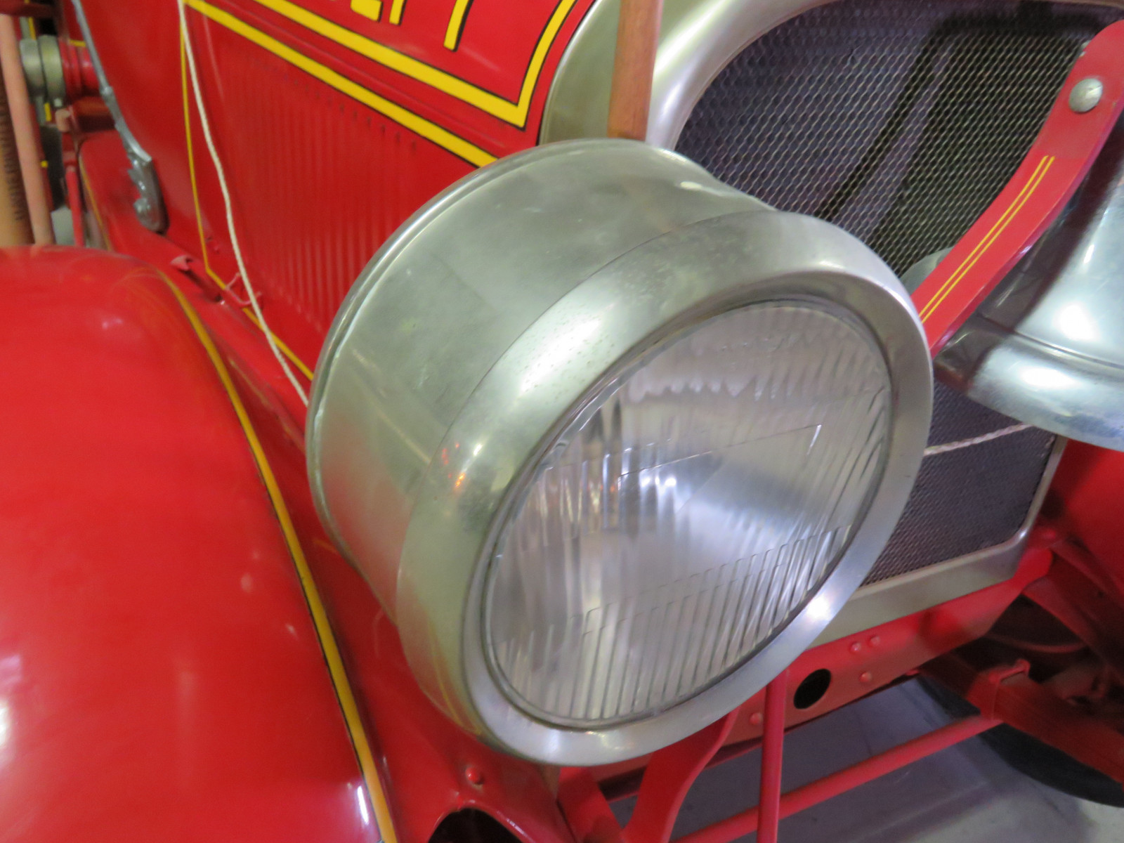 1922 Sayers & Scovill Fire Truck 2604 - Image 3