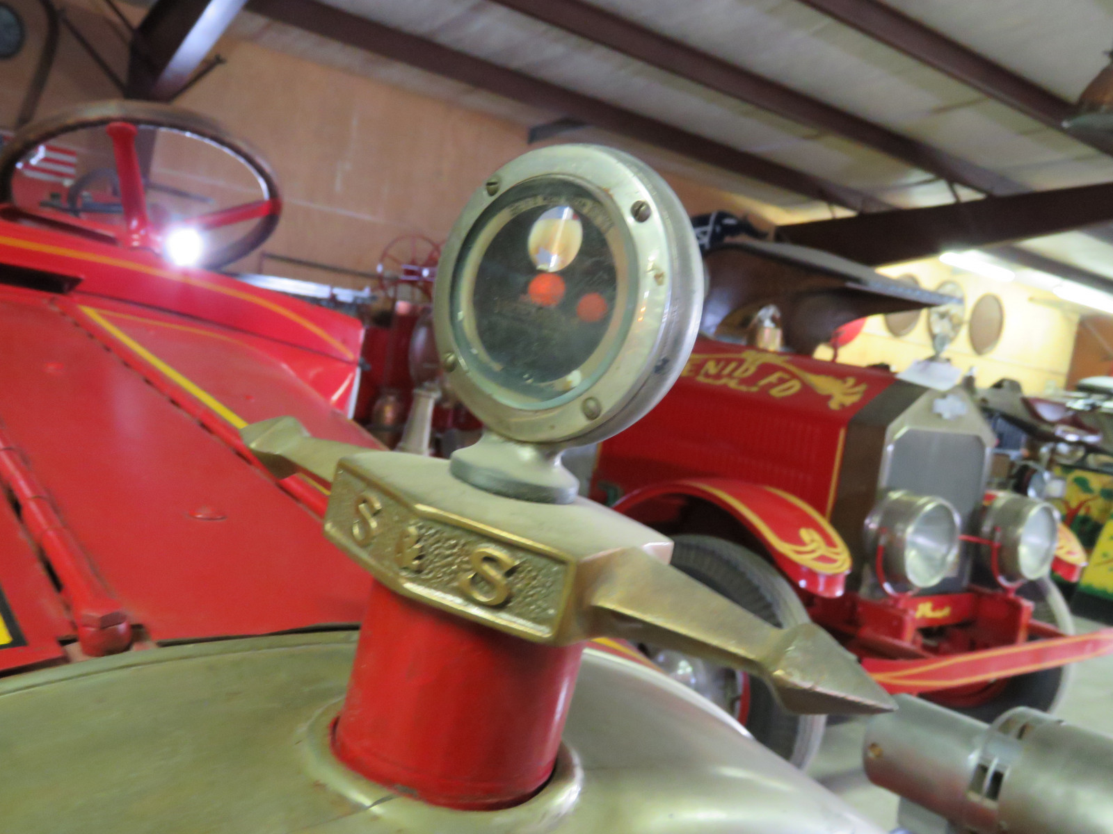 1922 Sayers & Scovill Fire Truck 2604 - Image 5