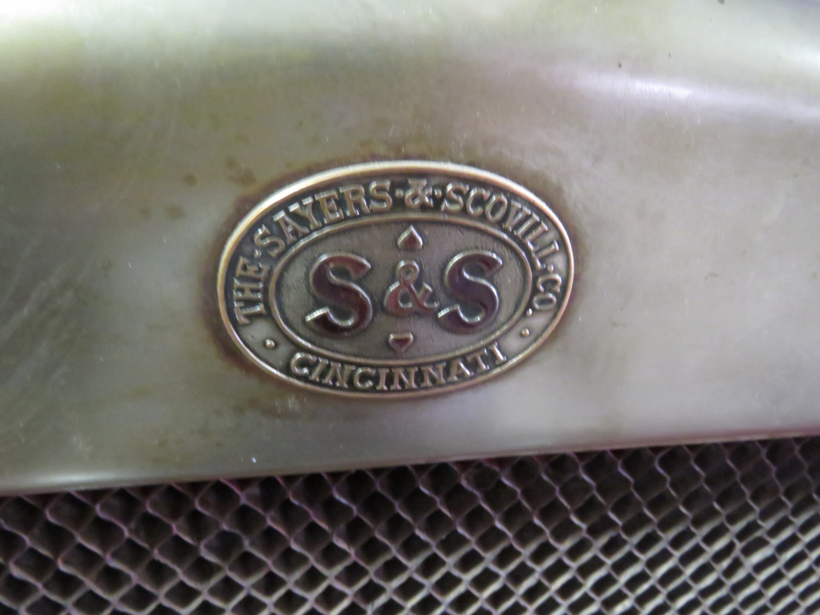 1922 Sayers & Scovill Fire Truck 2604 - Image 6
