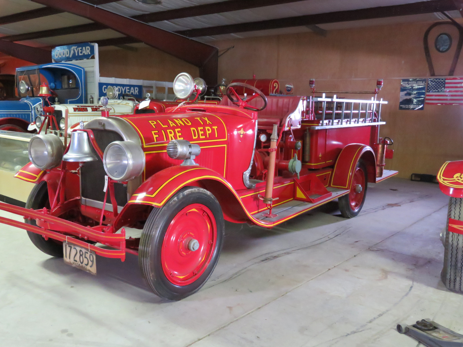 1922 Sayers & Scovill Fire Truck 2604 - Image 7
