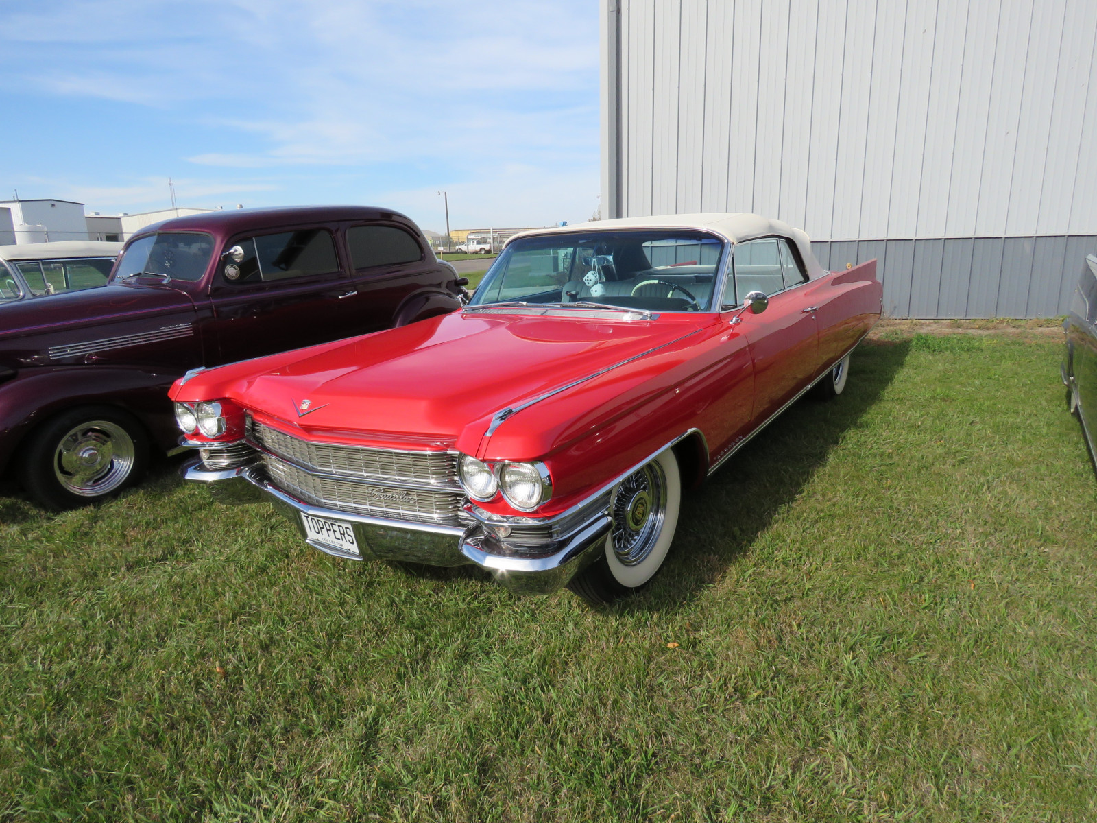 Beautiful 1963 Cadillac Eldorado Convertible - Image 3
