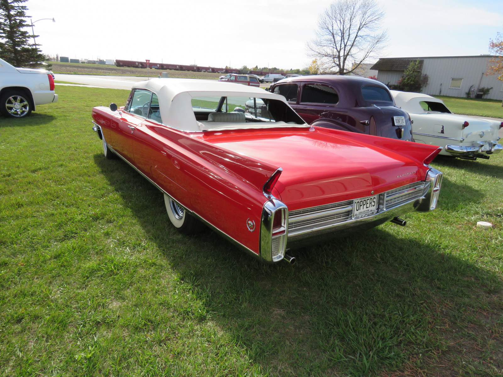Beautiful 1963 Cadillac Eldorado Convertible - Image 4
