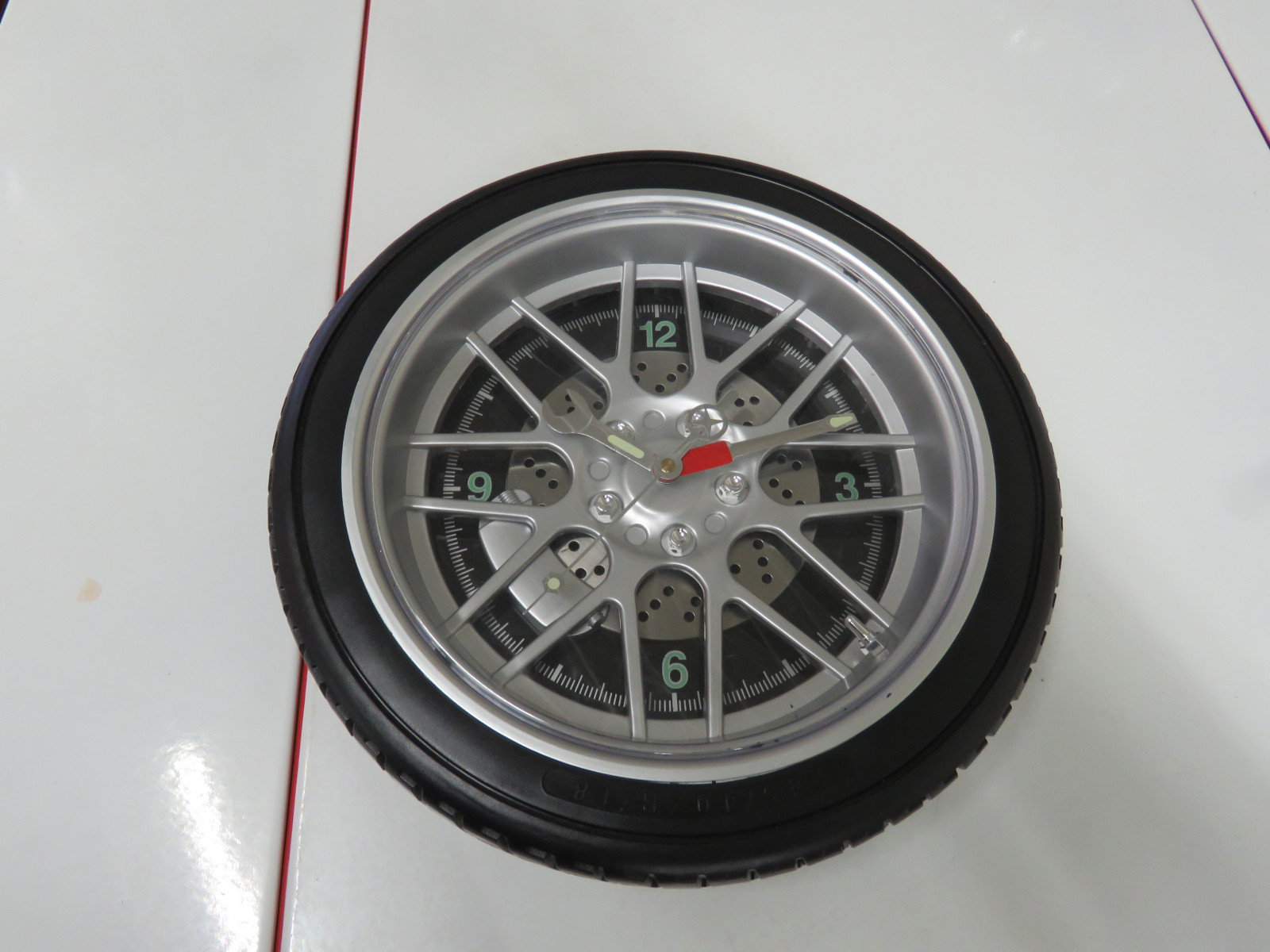Tire Clock - Image 1