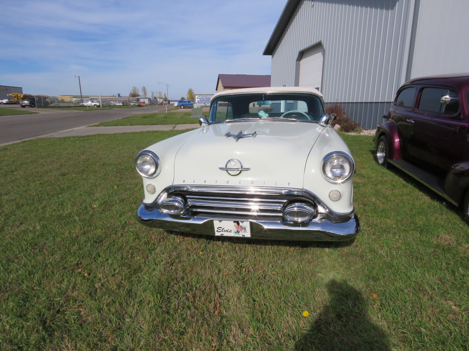 Rare 1954 Oldsmobile Super 88 Convertible - Image 2