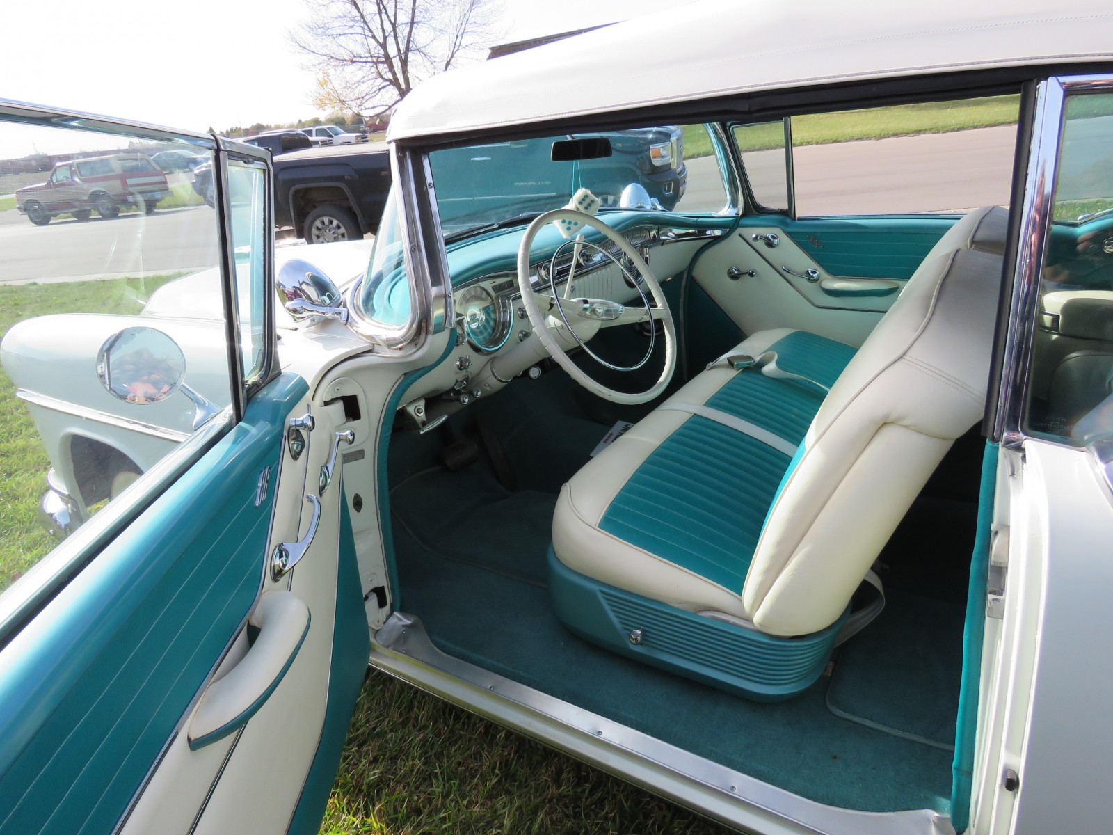 Rare 1954 Oldsmobile Super 88 Convertible - Image 6