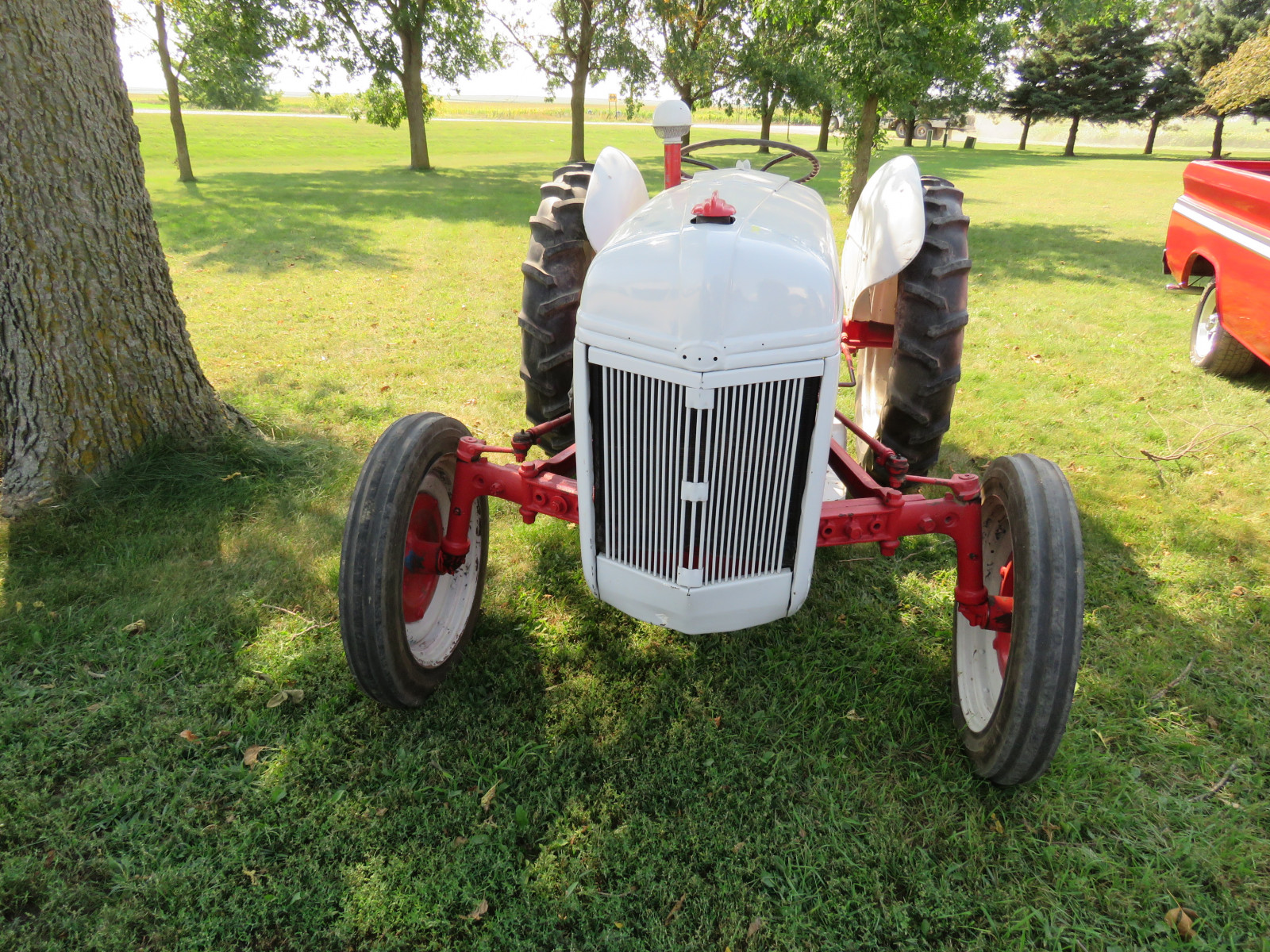 Ford 9 N Tractor - Image 2