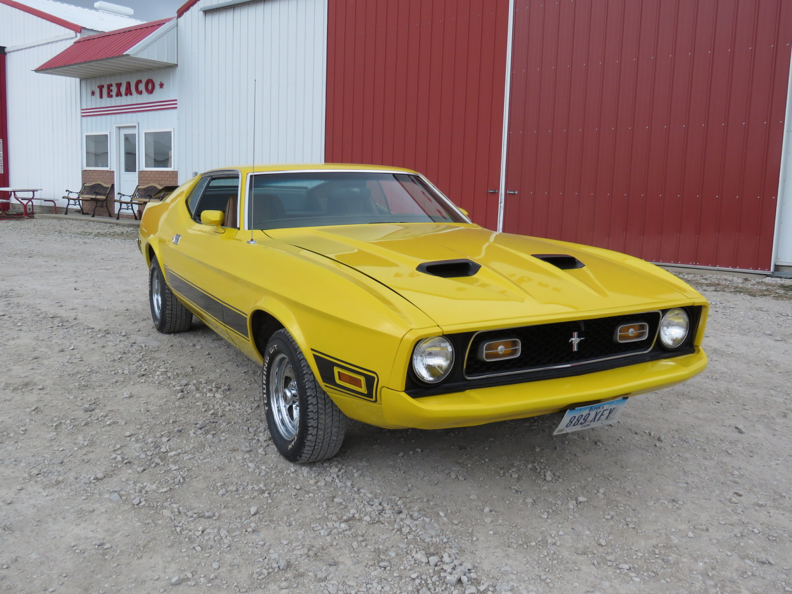 1973 Ford Mach 1 Mustang Coupe - Image 1
