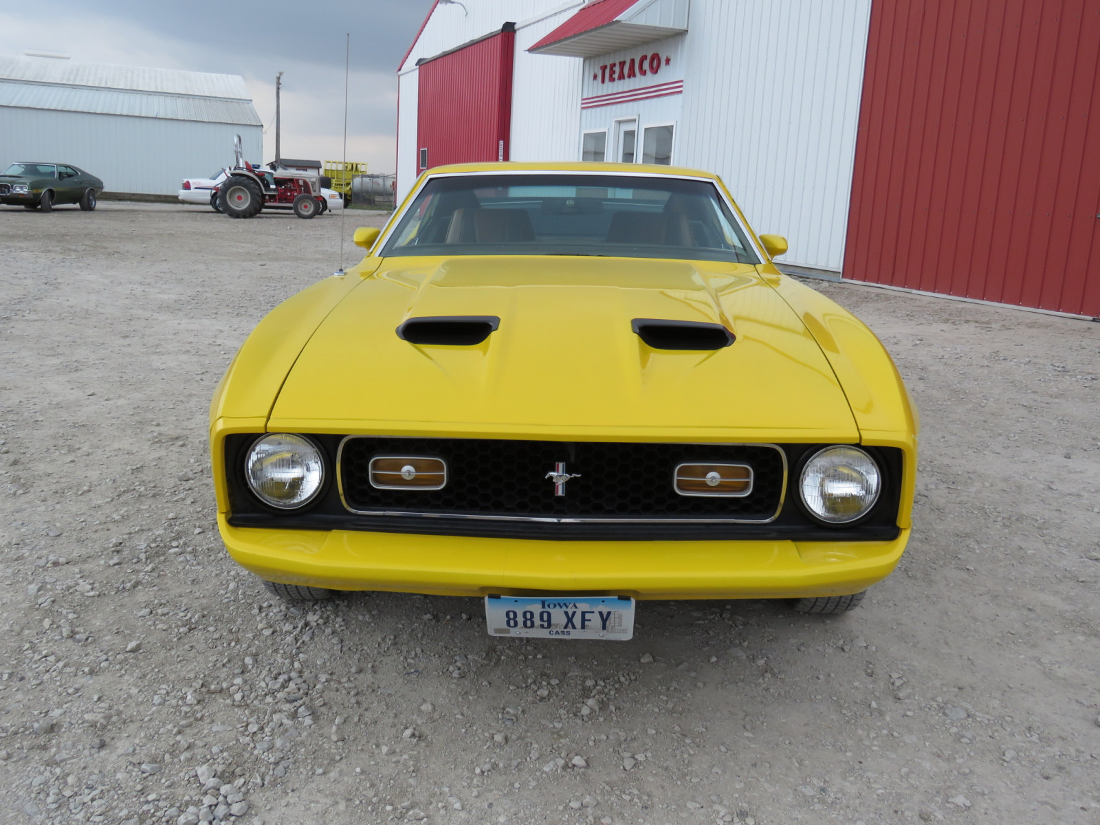 1973 Ford Mach 1 Mustang Coupe - Image 2