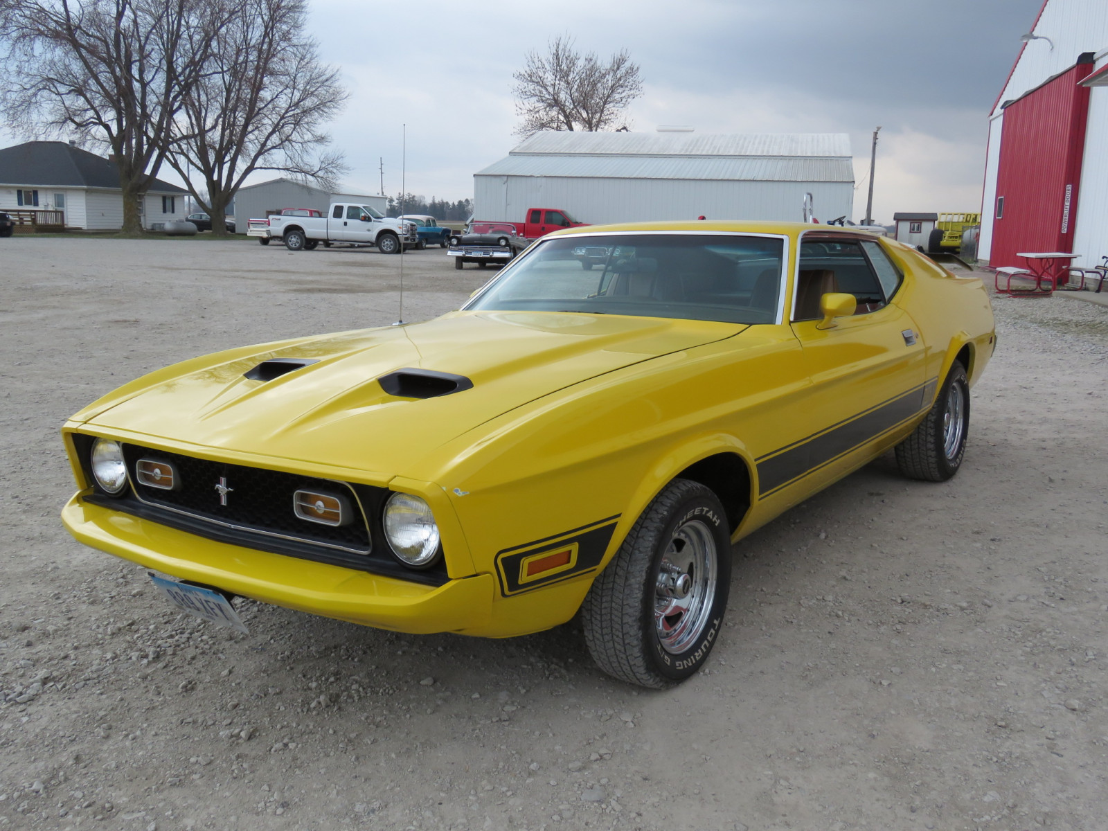 1973 Ford Mach 1 Mustang Coupe - Image 3