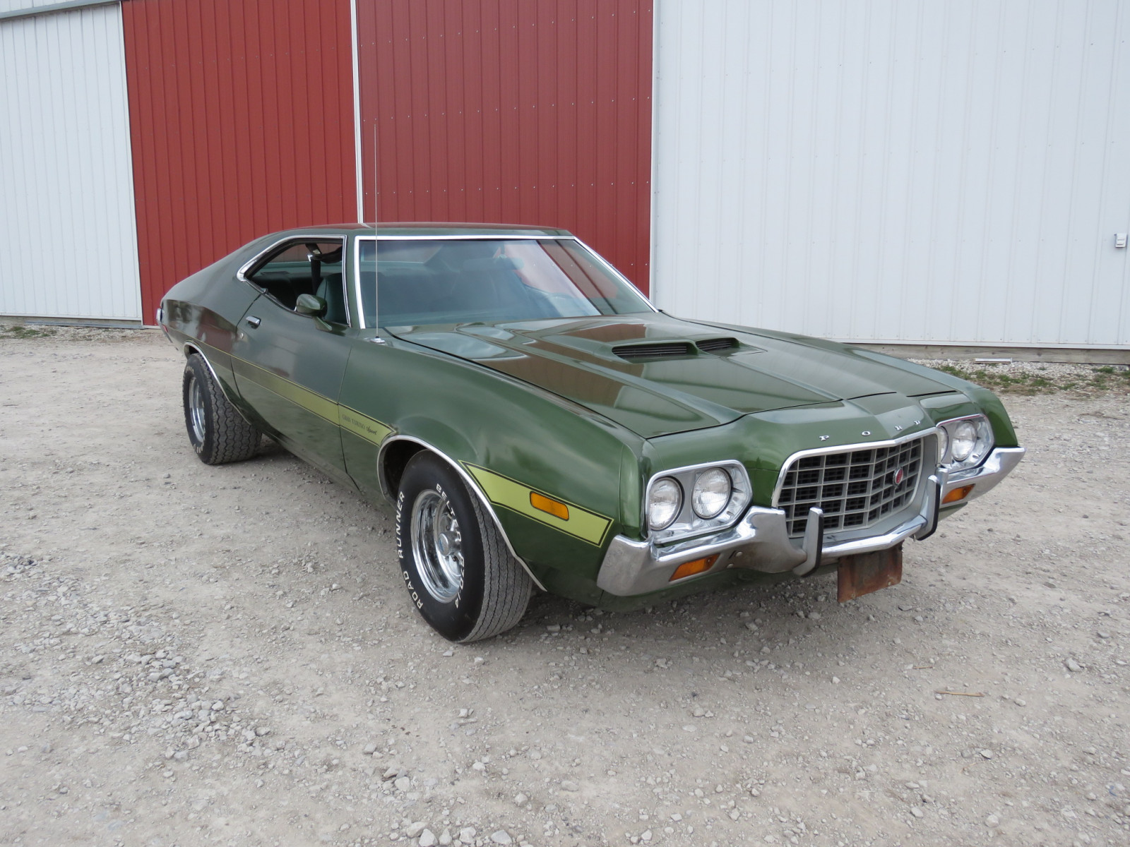 1972 Ford Torino GT Coupe - Image 1