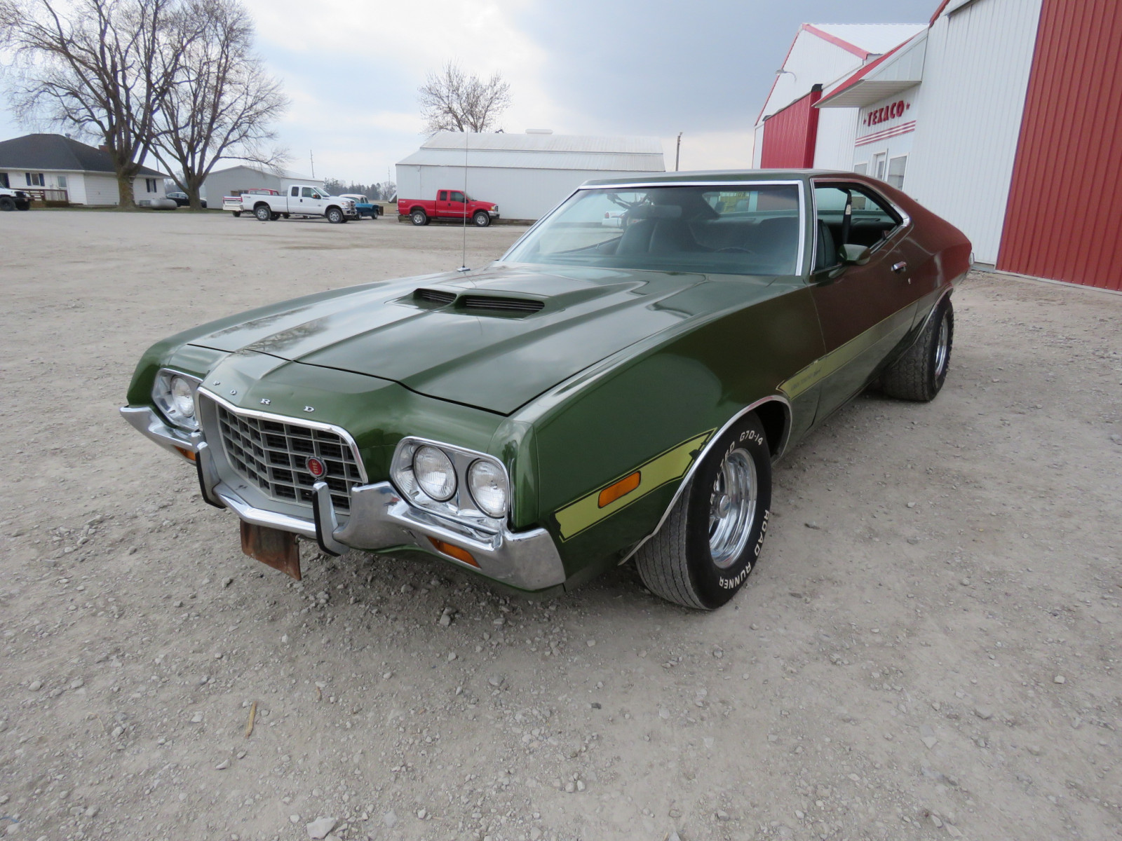 1972 Ford Torino GT Coupe - Image 3