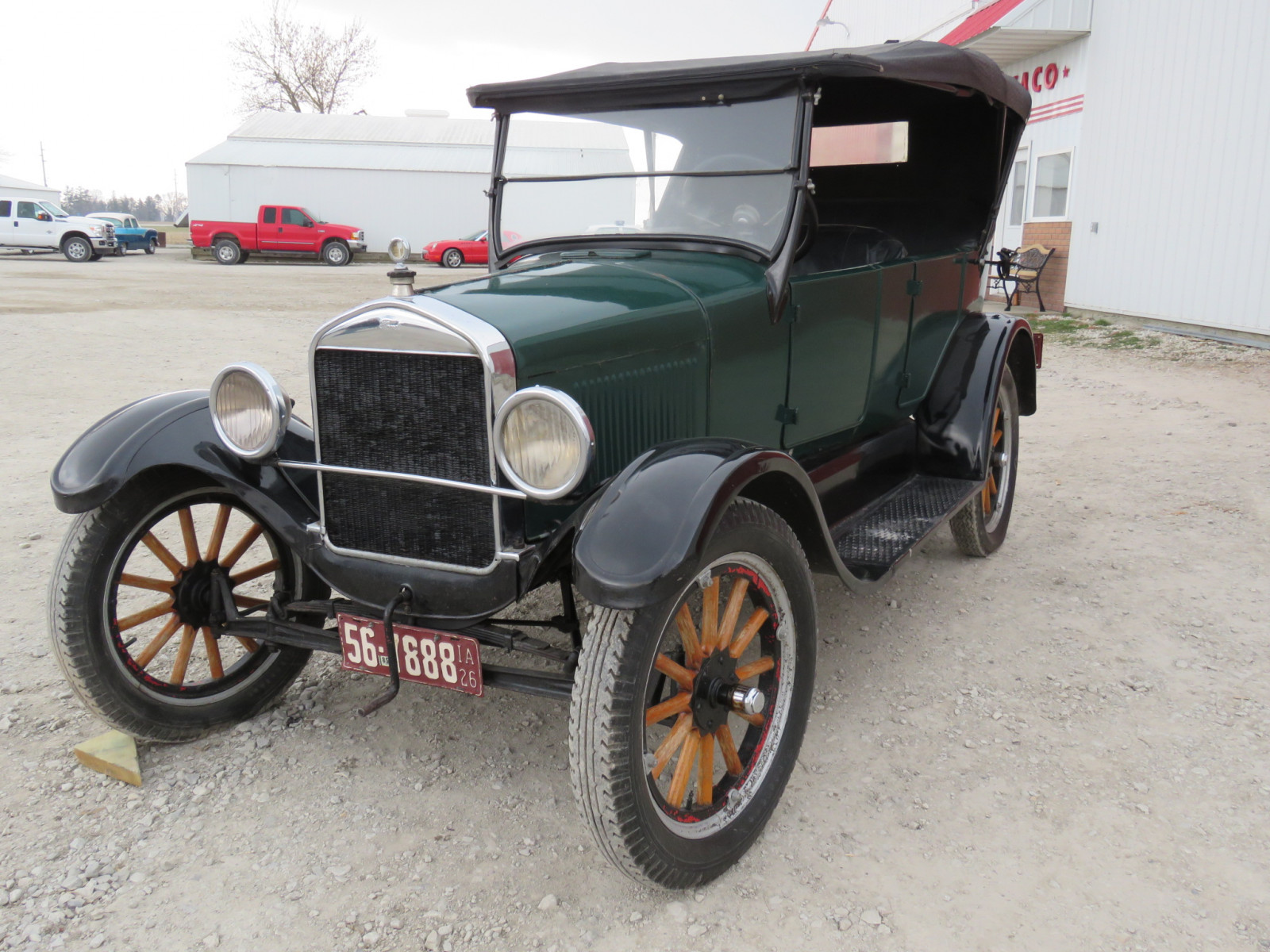 1926 Ford Model T Roadster - Image 3