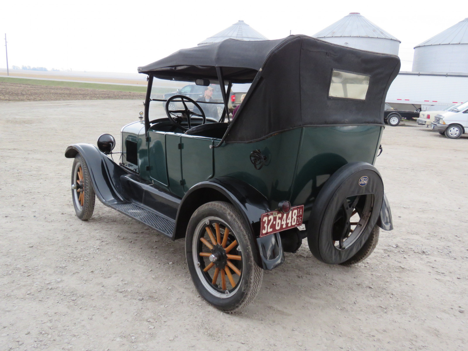 1926 Ford Model T Roadster - Image 5