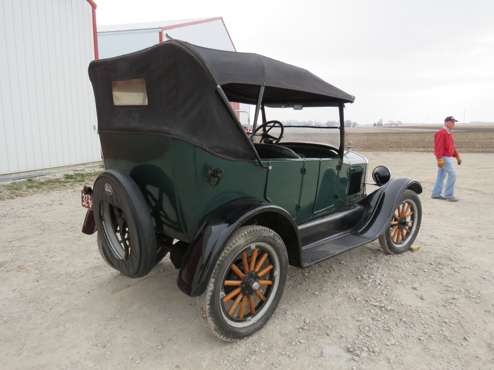 1926 Ford Model T Roadster - Image 7
