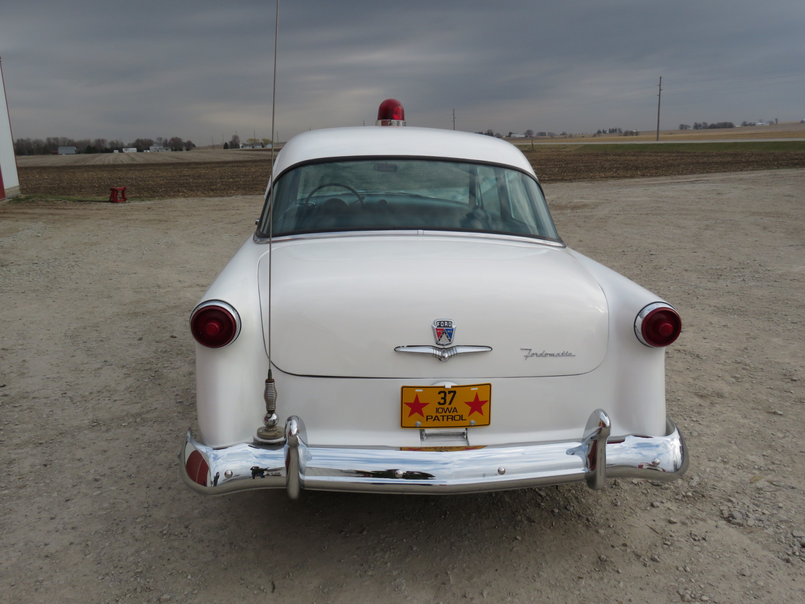 1953 Ford Mainline Iowa Patrol Car - Image 5