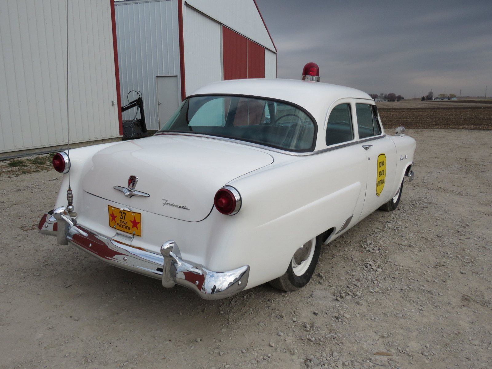 1953 Ford Mainline Iowa Patrol Car - Image 6