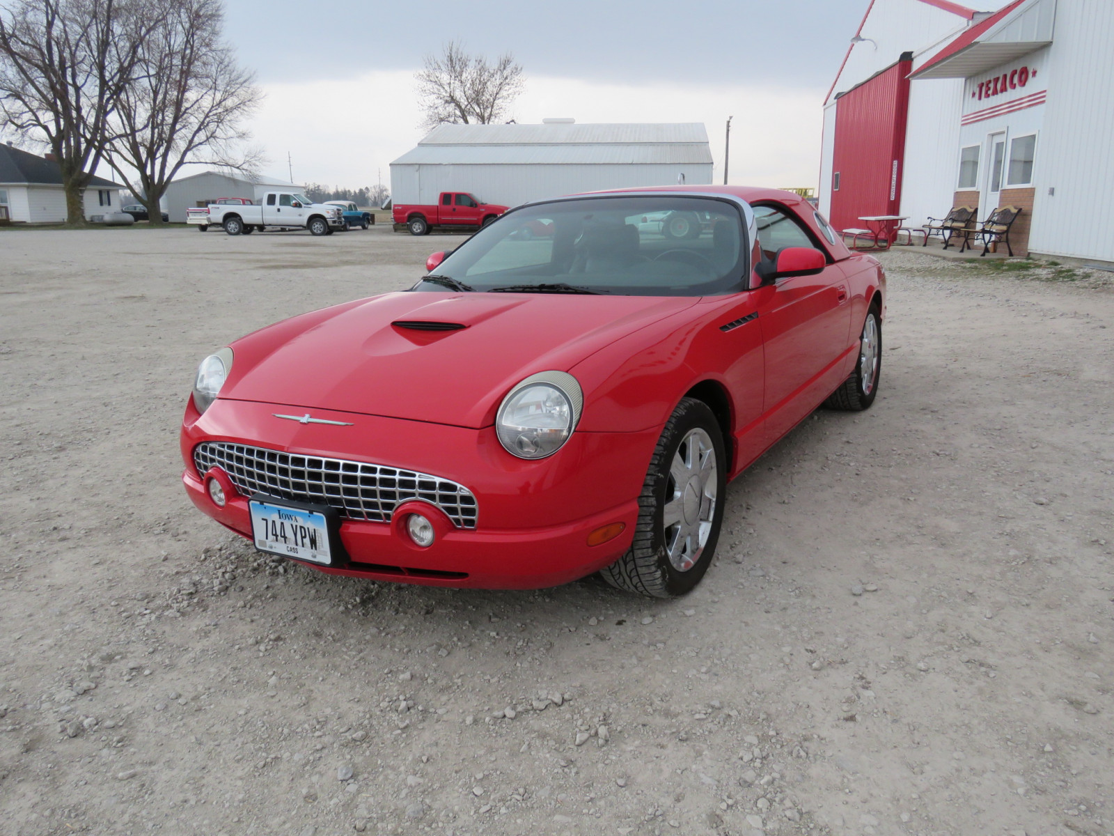 2002 Ford Thunderbird Roadster - Image 1