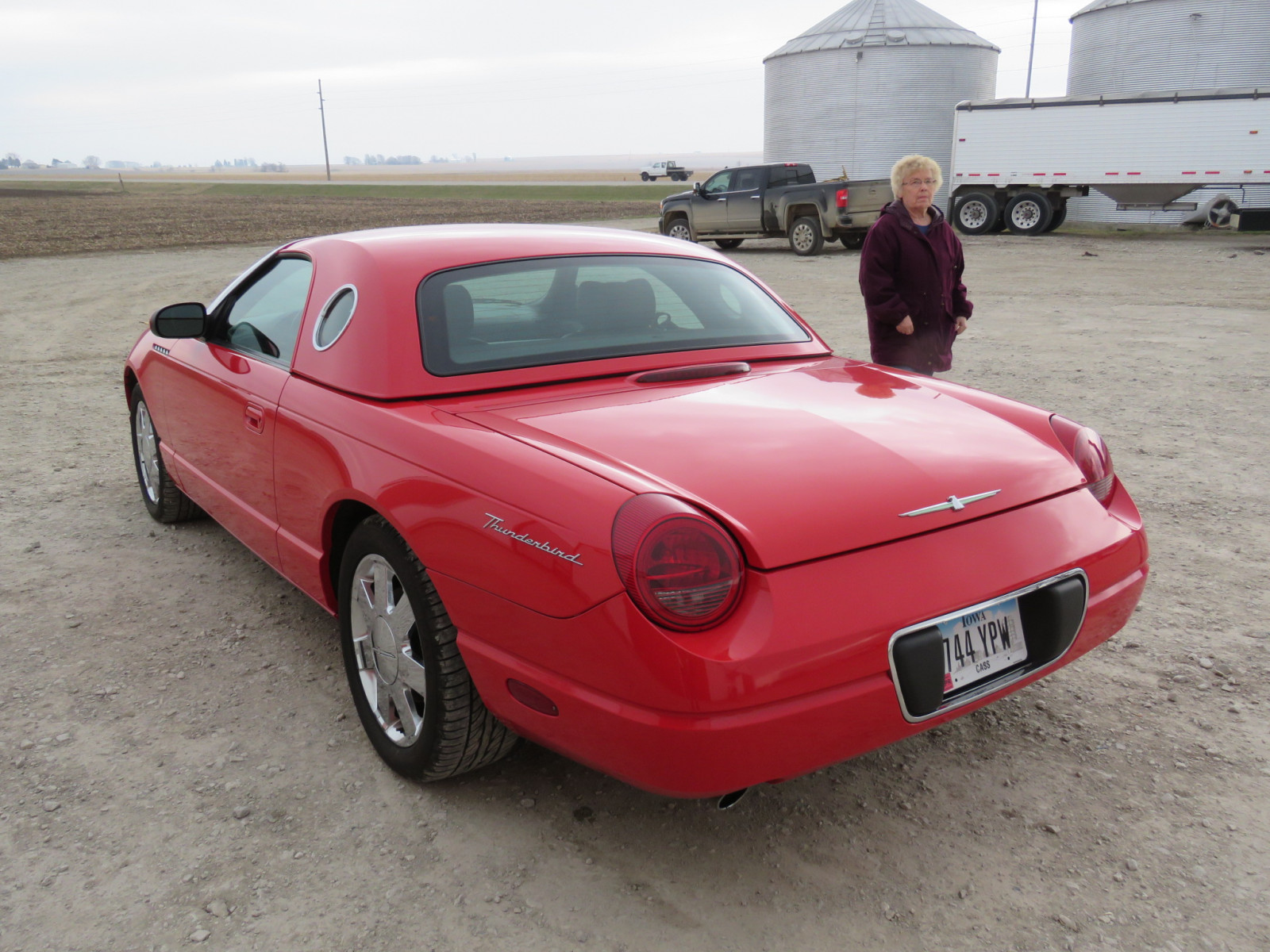 2002 Ford Thunderbird Roadster - Image 7