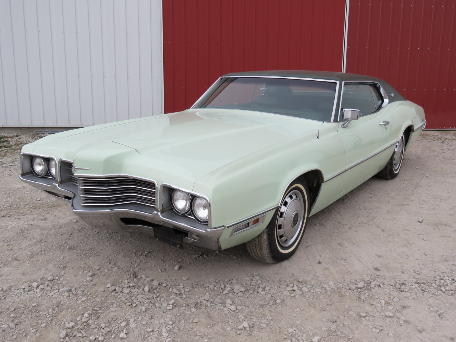 1971 Ford Thunderbird Coupe - Image 1