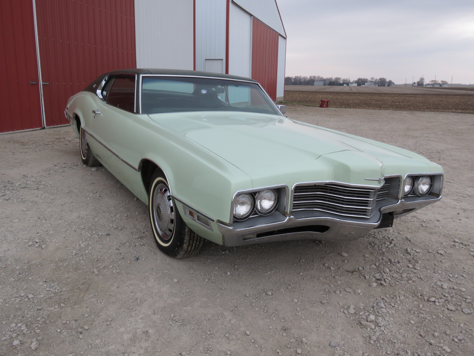 1971 Ford Thunderbird Coupe - Image 3