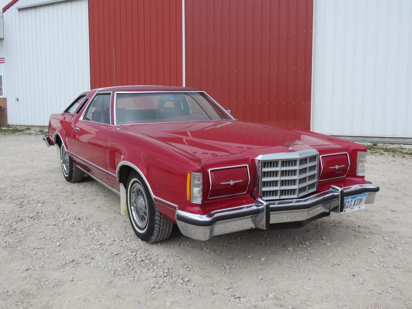 1979 Ford Thunderbird Coupe - Image 1