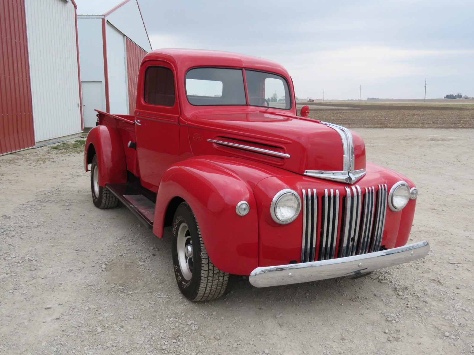 1946 Ford Pickup - Image 3