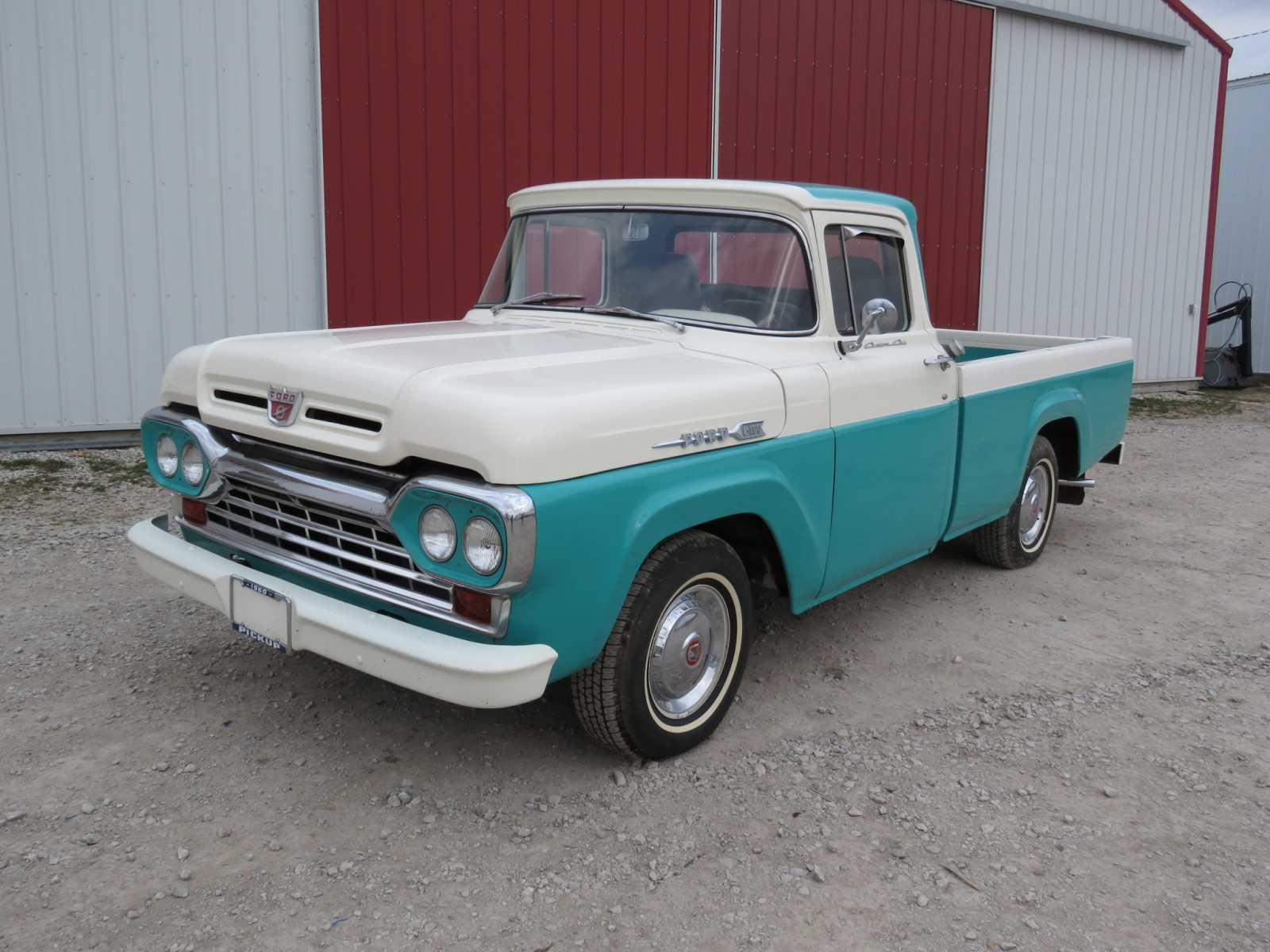 1960 Ford F100 Pickup - Image 1