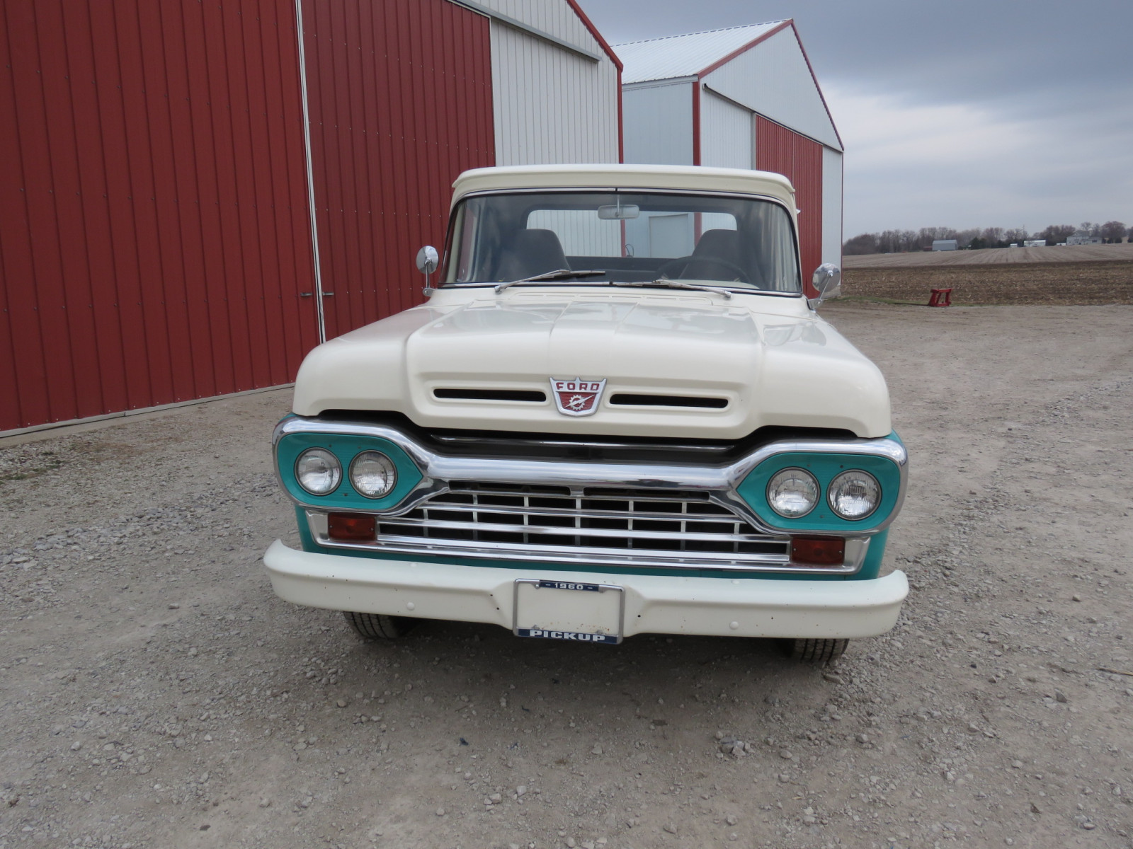 1960 Ford F100 Pickup - Image 2