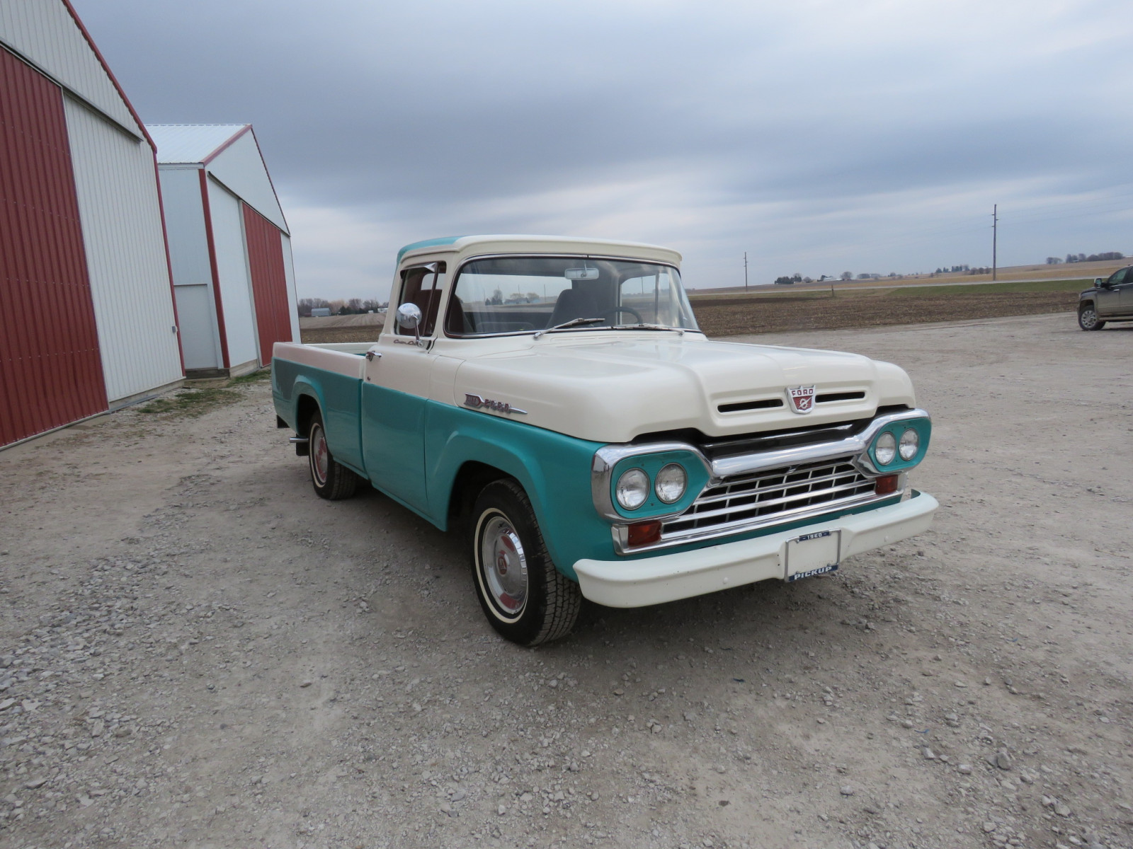 1960 Ford F100 Pickup - Image 4
