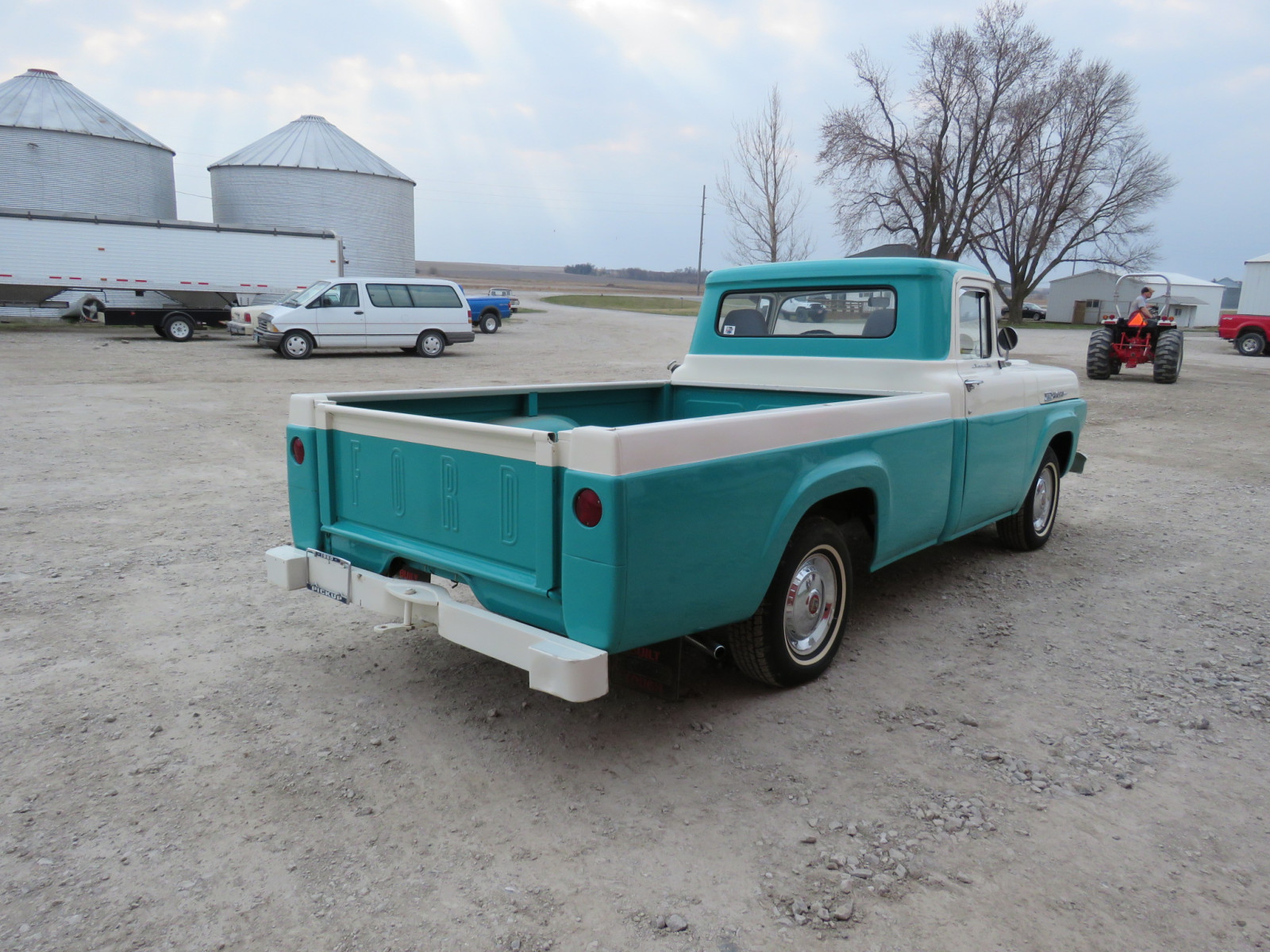 1960 Ford F100 Pickup - Image 6