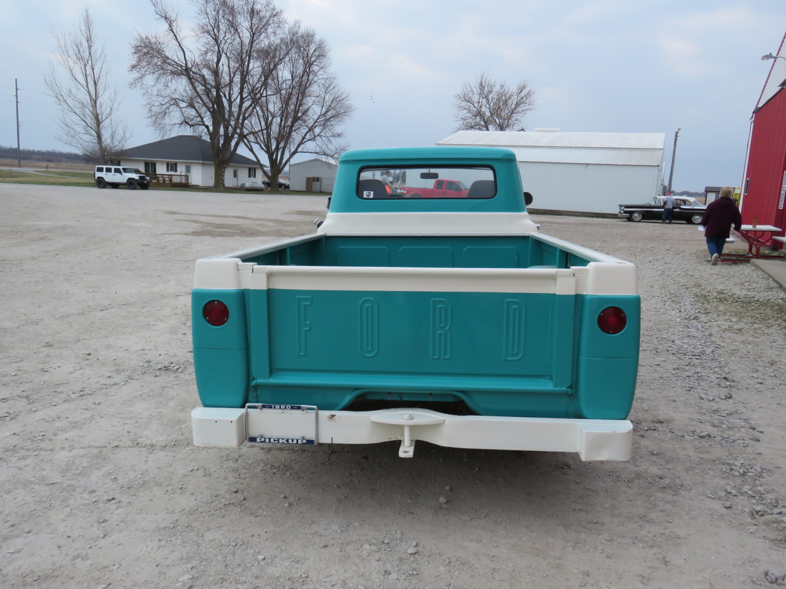 1960 Ford F100 Pickup - Image 7