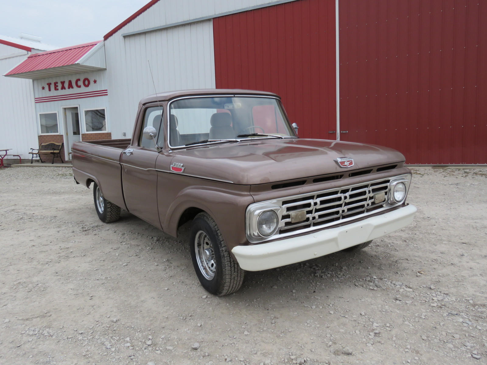 1964 Ford F100 Custom Cab Pickup - Image 1