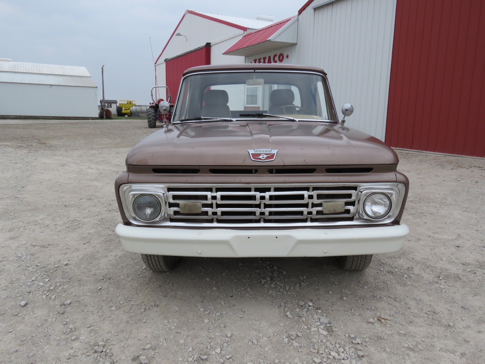 1964 Ford F100 Custom Cab Pickup - Image 2