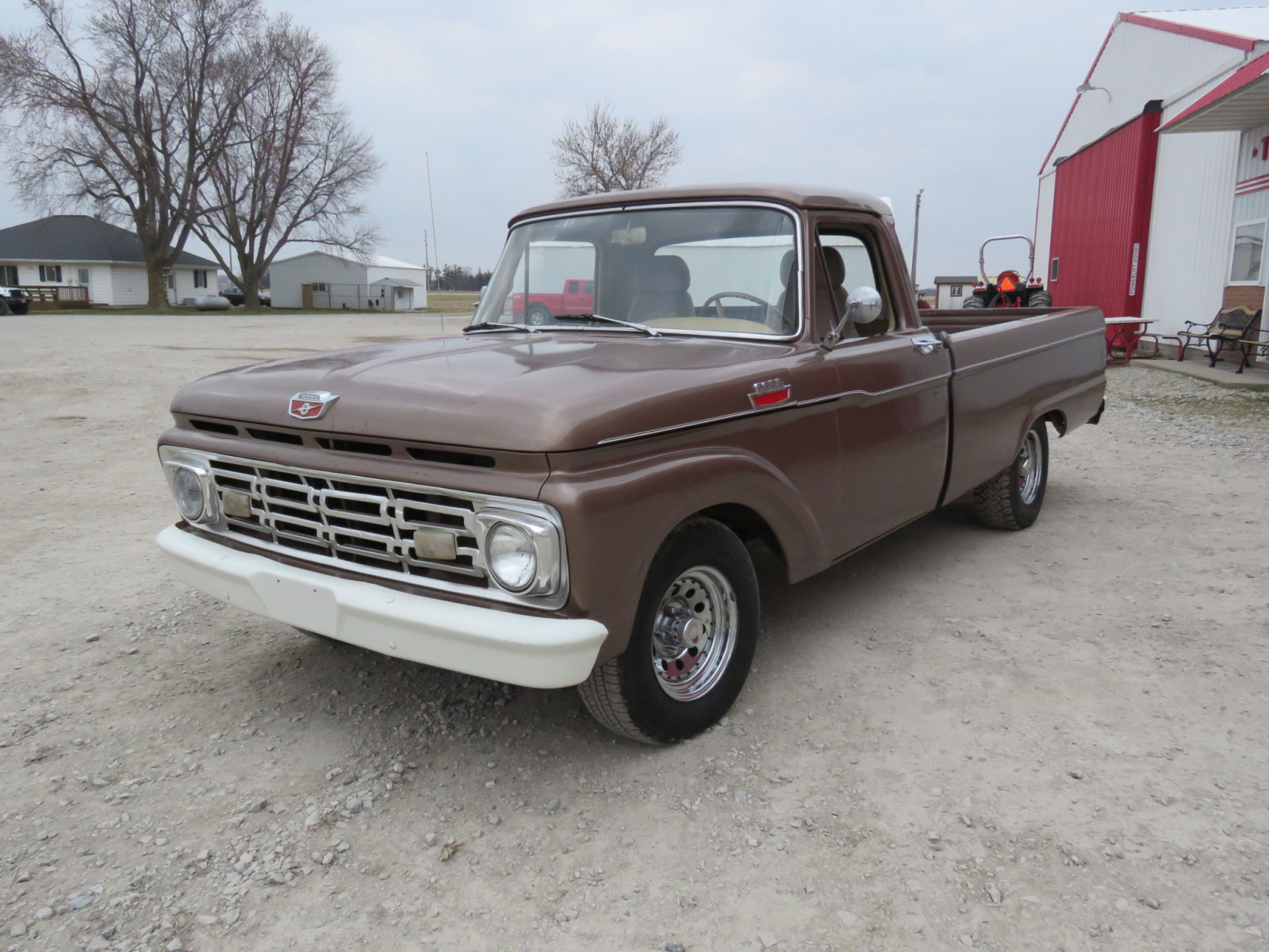 1964 Ford F100 Custom Cab Pickup - Image 3